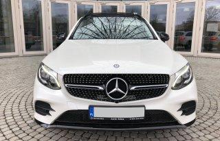 Mercedes GLC AMG piękny Biały Diament ślub wesele imprezy Wyjątkowy !! Białystok