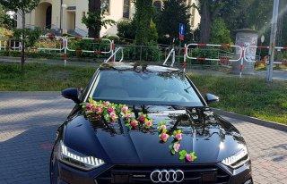 Audi A7 2018 do ślubu Marklowice