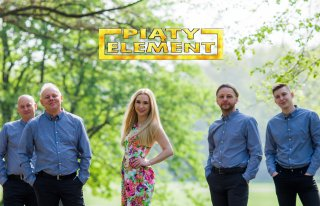 Zespół Muzyczny Piąty Element 100%na żywo Poznań