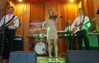 Zespół Muzyczny LASER LIVE Rzeszów (całe podkarpacie)
