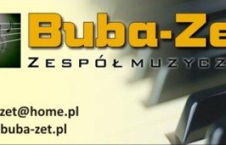 Zespół Muzyczny Buba-Zet na wesele Rzeszów
