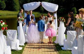 Śluby i wesela w plenerze WODNY ŚWIAT OSTRZYCE Goręczyno