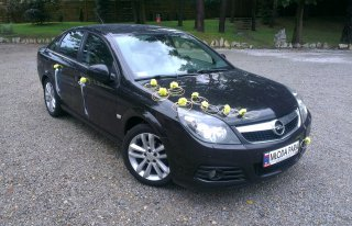 Opel Vectra GTS czarna perła Ruda Śląska