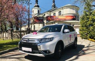 #czymdoślubu Mitsubishi Outlander Ślub/Komunia/Inne Uroczystości Dąbrowa Górnicza