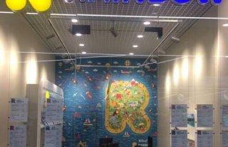 Salon Firmowy Biura Podróży Pruszków Galeria Nowa Stacja Pruszków
