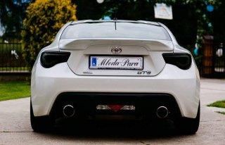 Samochód do ślubu - Toyota GT86- Auto do ślubu Bochnia, Brzesko, Gdów Bochnia