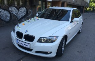 BMW 3 Lift auto do ślubu Ostrów Wlkp. Kalisz Jarocin Pleszew Kępno Ostrów Wielkopolski