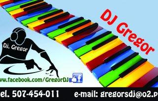DJ Gregor Sosnowiec
