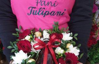"""Kwiaciarnia """" TuliPani"""" Chodzież"""