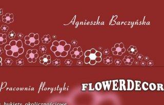 Kwiaciarnia Flowerdecor - Agnieszka Barczyńska. Jelenia Góra Jelenia Góra