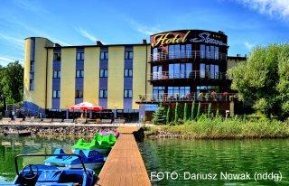 Hotel *** & Restauracja Shuma Dąbrowa Górnicza