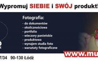 fotograf Łódź