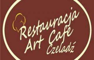 Sala Bankietowa - Restauracja Art-Cafe Czeladź