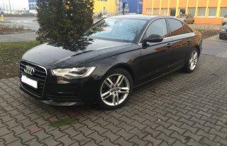 Luksusowe Audi A6 3.0TDI auto do ślubu Bydgoszcz