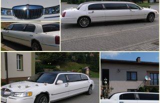 Lincoln limuzyna na wynajem. podkarpacie Jasło