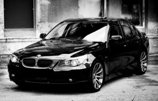 CZARNE BMW 530i DO ŚLUBU Pabianice