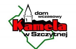 """Dom Wczasowy """"Kamela"""" Szczytna"""