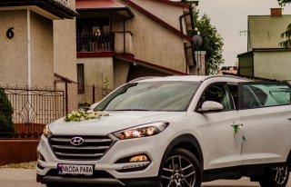 Samochód do ślubu Hyundai Tucson BUSKO Busko Zdrój