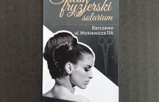 Salon Fryzjerski i Solarium K&K Krystyna Rechul Barczewo