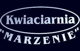 """Kwiaciarnia """"Marzenie"""" Chorzów"""