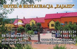 Hotel & Restauracja Zajazd Wałbrzych