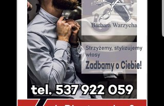 Fryzjer Męski Barbara Warzycha Brzeg