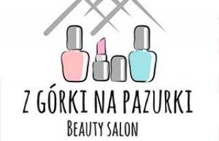 """Salon Kosmetyczny """" Z górki na pazurki"""" Jagoda Pawłowska Wejherowo"""