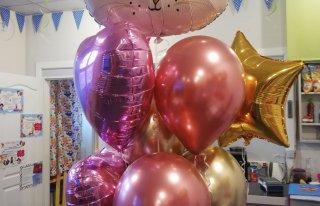 Balonowy świat - balony z helem, dekoracje balonowe Strzegom