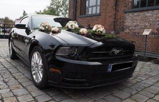 Ford Mustang - jedź do ślubu samochodem marzeń! Dąbrowa Górnicza