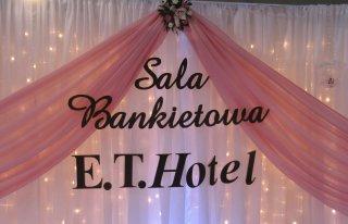 Sala bankietowa ET HOTEL Kalisz