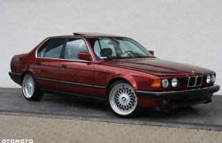 BMW E32 do ślubu  Tychy