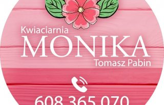 "Kwiaciarnia ""Monika"" T.Pabin Łódź"