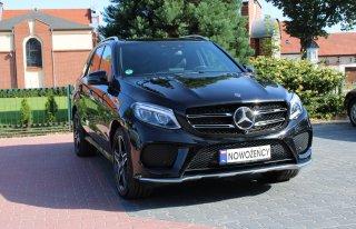 Mercedes do ślubu - GLE 43AMG, C-Klasa Zielona Góra
