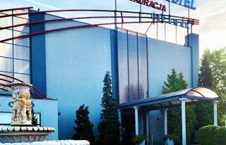 Hotel Pietrak w Trzemesznie Trzemeszno