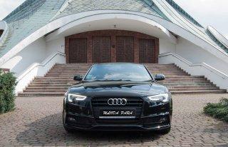 WOLNE TERMINY 2016 ! Auto do ślubu Audi A5 S-line ! Częstochowa