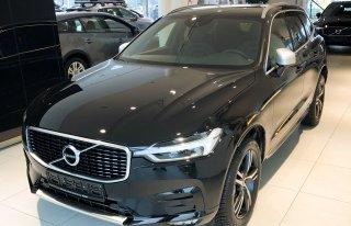 Volvo xc 60 R design onyx black  Plewiska