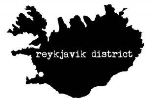 reykjavík district Warszawa