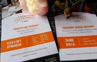 """Restauracja """"Szykowna"""" Firma Cateringowa Katarzyna Prus Radlin"""