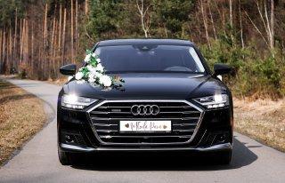 Samochód do ślubu Audi A8 Long 2020 Rzeszów