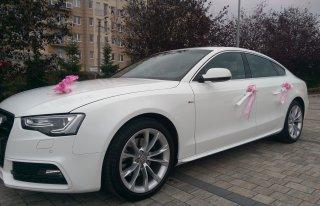 Piękne Białe Audi A5 !!! Poznań