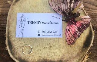 Trendy Moda Ślubna Rzeszów