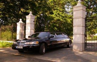 Czarna limuzyna LINCOLN Cartier! Wesela, śluby,urodziny! Chojnice