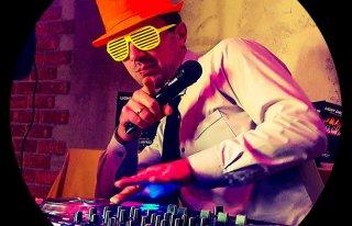Light Show DJ Marcin Grzesiewicz Chorzów