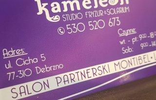"""Studio Fryzur """"kameleon"""" Debrzno"""