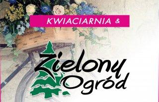 Zielony Ogród  Agnieszka Miszałkowska Szczecin