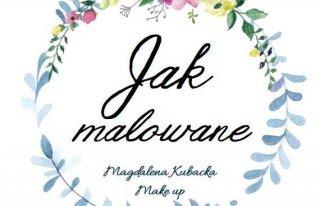 Jak Malowane - Magdalena Kubacka Make Up Kleczew