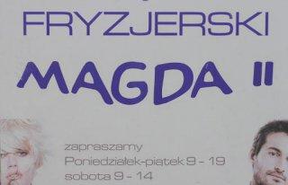"""Salon fryzjerski """" Magda II """" Koziegłowy"""