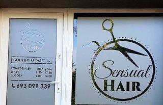 Salon Fryzjerski Sensual  HAIR Września