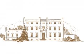 Pałac Bałoszyce Susz
