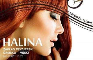 Salon fryzjerski Halina Swarzędz